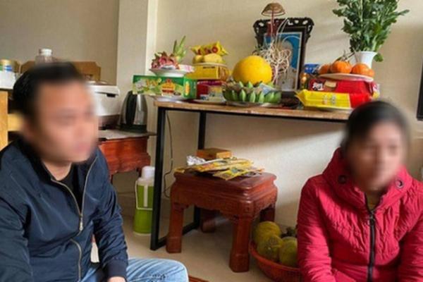 Bé trai 9 tháng tuổi tử vong bất thường khi gửi trẻ ở Hà Nội-1