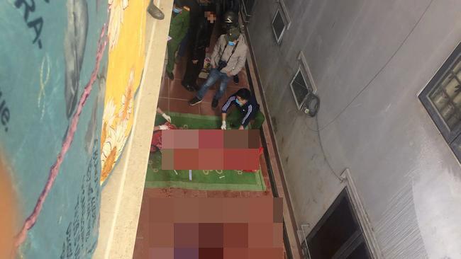 Xôn xao hot Tiktoker ở Lào Cai ngã từ nóc nhà xuống đất tử vong khi quay clip-1