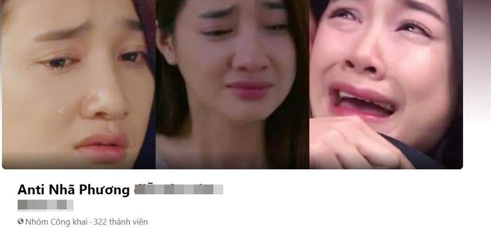 Nhã Phương bị lập group antifan, netizen ngao ngán: Ai rồi cũng bị anti-3