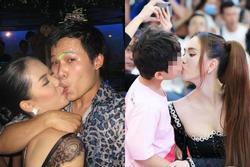 Những nụ hôn bị chỉ trích lố bịch của Ngọc Trinh