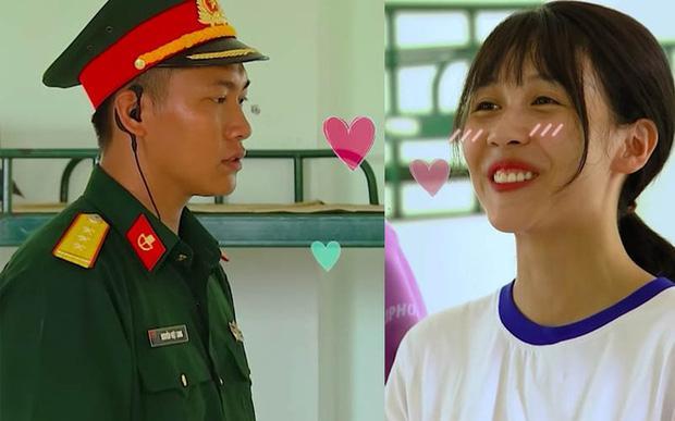 2 cặp đôi hot nhất Sao Nhập Ngũ được fan ghép thành Hậu Duệ Mặt Trời bản Việt: Trông lại quá hợp lý!-3