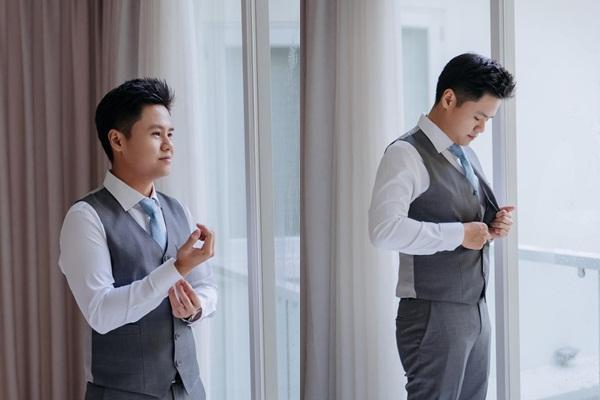 Thiếu gia Phan Thành khoe thiệp mời, còn hé lộ hình cưới đẹp long lanh-1
