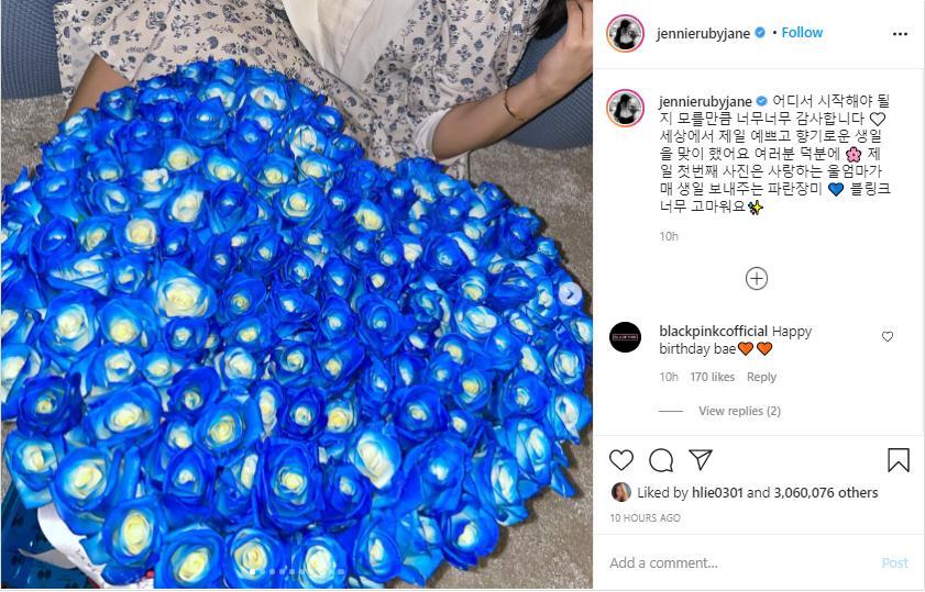 BlackPink thể hiện tình yêu siêu to khổng lồ tới Jennie trong ngày sinh nhật-2
