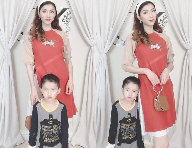 Ngoại hình con trai 5 tuổi của Ngọc Quyên và chồng cũ Việt kiều-1