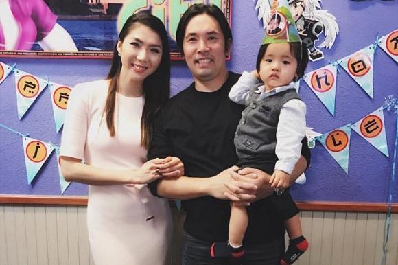 Ngoại hình con trai 5 tuổi của Ngọc Quyên và chồng cũ Việt kiều-9