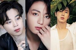 BXH thương hiệu cá nhân nhóm nam tháng 1/2021: BTS phủ sóng top 10