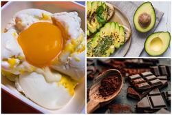 Những thức phẩm 'cực béo' nhưng lại đốt mỡ 'cực mạnh'