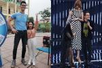 Những lần Việt Hương bị 'người khổng lồ' dìm chiều cao thê thảm