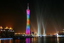 Thử cảm giác mạnh ở tháp truyền hình cao nhất tại Trung Quốc