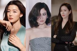 Song Hye Kyo, Jun Ji Hyun được truyền thông xứ Hàn khen hết lời trong khi Son Ye Jin bị bỏ quên