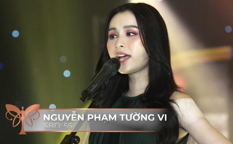 Thí sinh Hoa hậu Chuyển giới hô tên: Người to rõ, người mất điểm vì chiếc ố-8