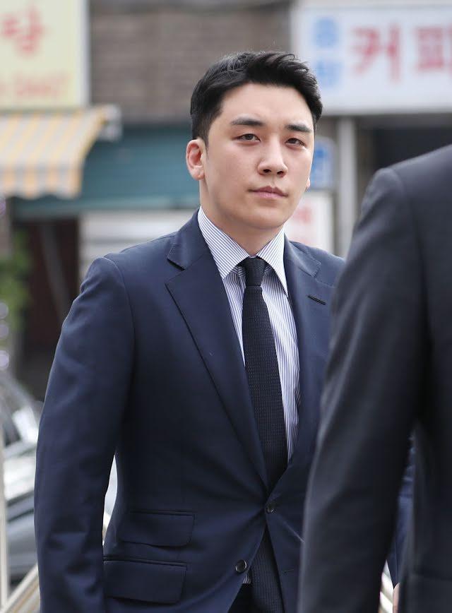 Seungri kéo cả băng đảng đầu gấu 'xử' nhân viên JYP vì bị chế giễu-1