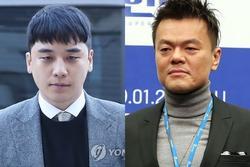 Seungri kéo cả băng đảng đầu gấu 'xử' nhân viên JYP vì bị chế giễu