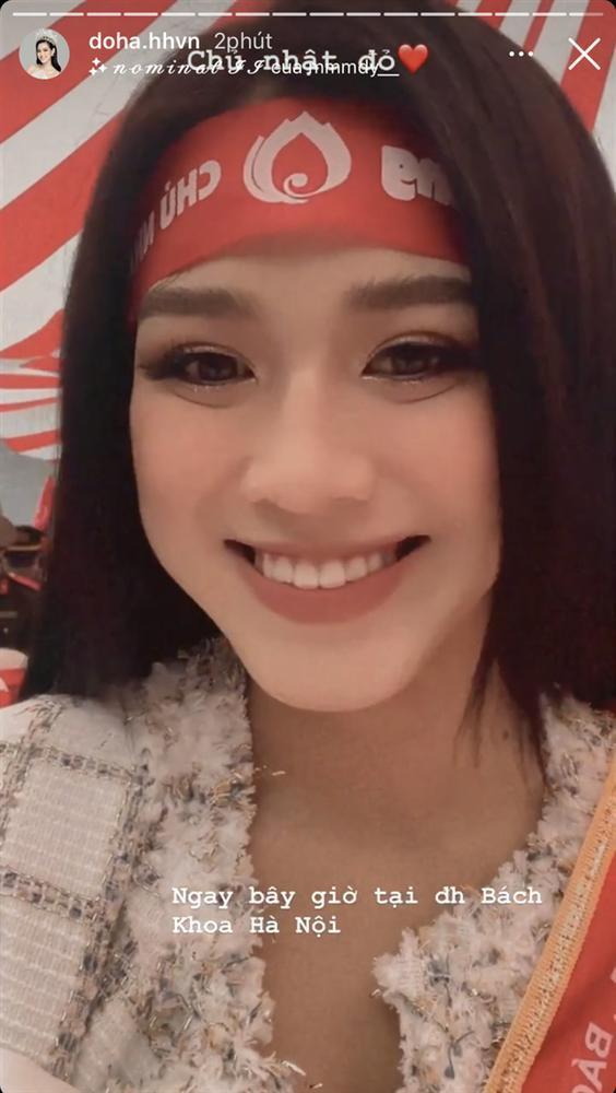 Hoa hậu Đỗ Thị Hà: zoom cận visual lộ khuyết điểm ở vùng mắt nhưng vẫn xinh xỉu up xỉu down-1