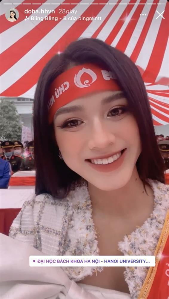 Hoa hậu Đỗ Thị Hà: zoom cận visual lộ khuyết điểm ở vùng mắt nhưng vẫn xinh xỉu up xỉu down-2