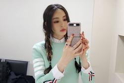 Style sao Hàn tuần qua: Lee Da Hee 'hack tuổi' với tóc Hime chuẩn gái Nhật