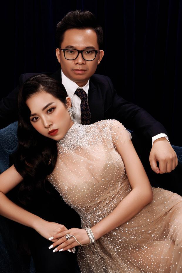 Lộ thiệp mời đám cưới ở TP.HCM của Á hậu Thúy An, Tiểu Vy xác nhận đến dự-5