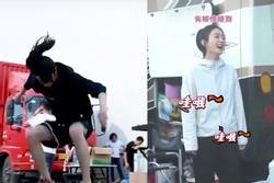 Vương Nhất Bác gây sốt với clip trượt ván, thái độ Triệu Lệ Dĩnh chiếm trọn spotlight