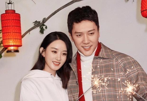 Vì sao Trần Hiểu bỏ Triệu Lệ Dĩnh kết hôn với Trần Nghiên Hy hơn anh 4 tuổi?-5