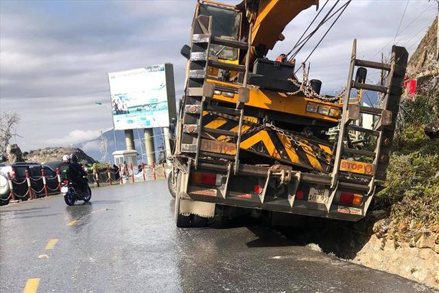 Dự báo băng tuyết xuất hiện nhiều nơi, Cục CSGT ra khuyến cáo khẩn-1