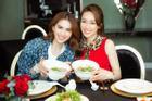 Ngọc Trinh chấm điểm cao cho tài nấu nướng của bạn gái diễn viên Chi Bảo