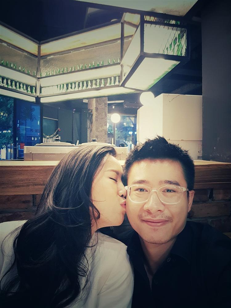 Hoa hậu Dương Thùy Linh kể chồng từng khổ sở chữa bệnh khắp nơi-2