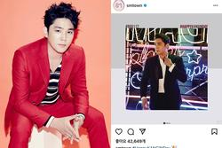 Netizens sôi máu khi SM đăng ảnh sinh nhật cựu thành viên bê bối nhất Super Juniors
