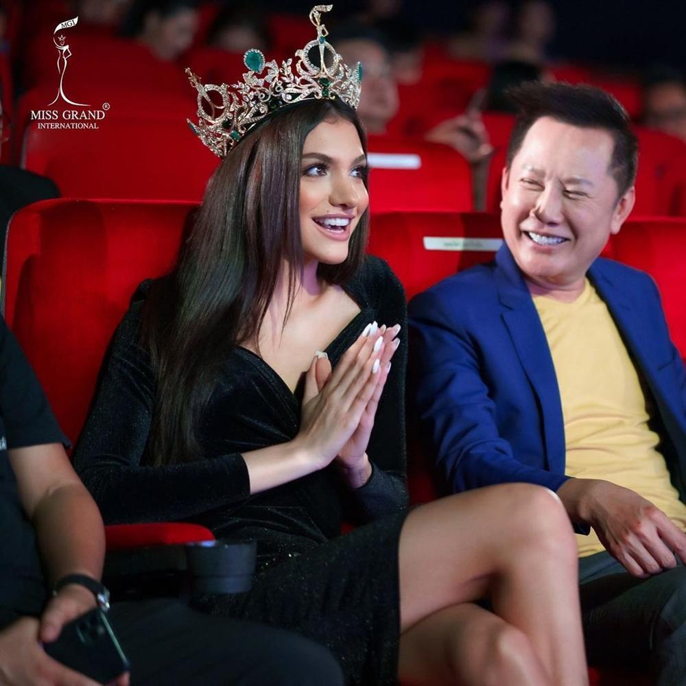 Ngọc Thảo và toàn bộ thí sinh Hoa hậu Hòa bình Quốc tế 2020 bị cách ly-6