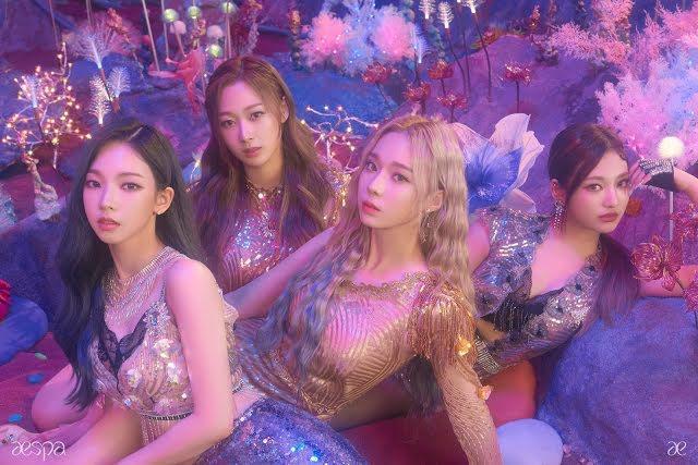 Super Junior hay Red Velvet vẫn thua thành tích này của Aespa-7
