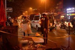 Thai nhi vứt cạnh thùng rác bị ô tô cán qua ở Hà Nội: Có ai đó nạo thai rồi vứt bỏ