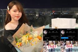 Huỳnh Anh bị lập tài khoản fake, sốc hơn là danh tính chủ cũ của nick giả