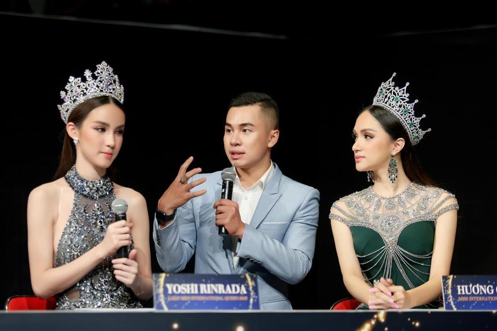 SHOCK: Thành viên ê-kíp tố Hương Giang vô ơn, cướp mối quan hệ-4