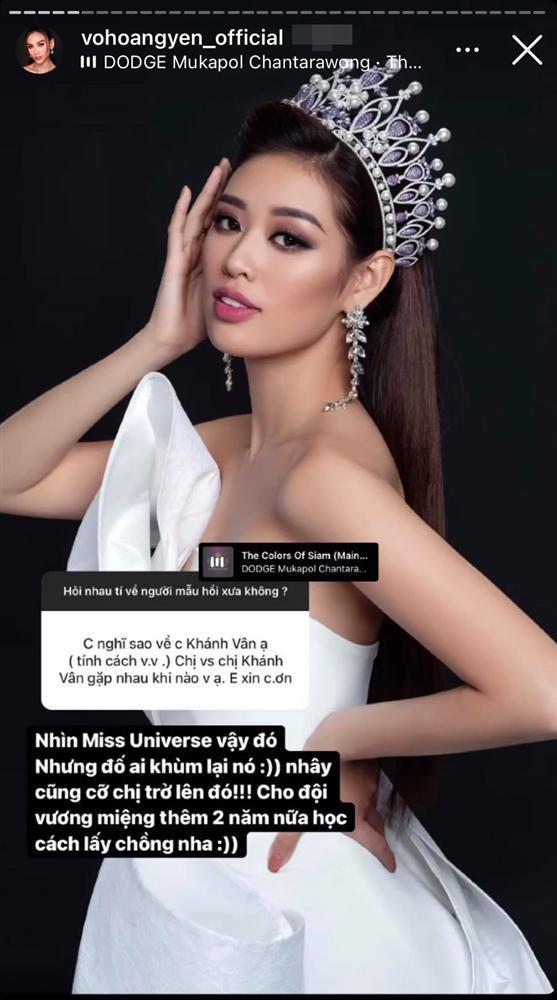 Võ Hoàng Yến khen Phạm Hương đẹp hơn HHen Niê-4