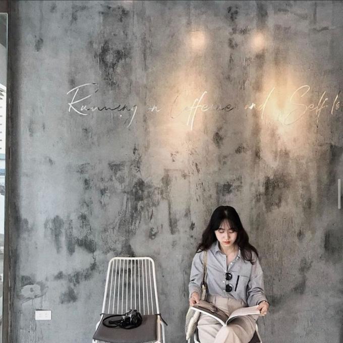 Đi đu đưa ngay những quán cafe tone xám ở Hà Nội có ảnh đẹp như studio-2