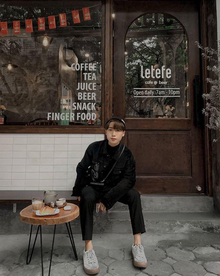 Đi đu đưa ngay những quán cafe tone xám ở Hà Nội có ảnh đẹp như studio-9