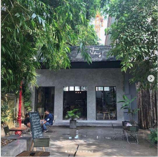 Đi đu đưa ngay những quán cafe tone xám ở Hà Nội có ảnh đẹp như studio-7