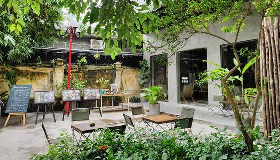 Đi đu đưa ngay những quán cafe tone xám ở Hà Nội có ảnh đẹp như studio-8