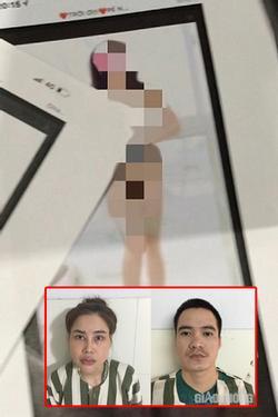 Tín dụng đen cho gái mại dâm vay tiền, lấy ảnh và clip nóng làm thế chấp