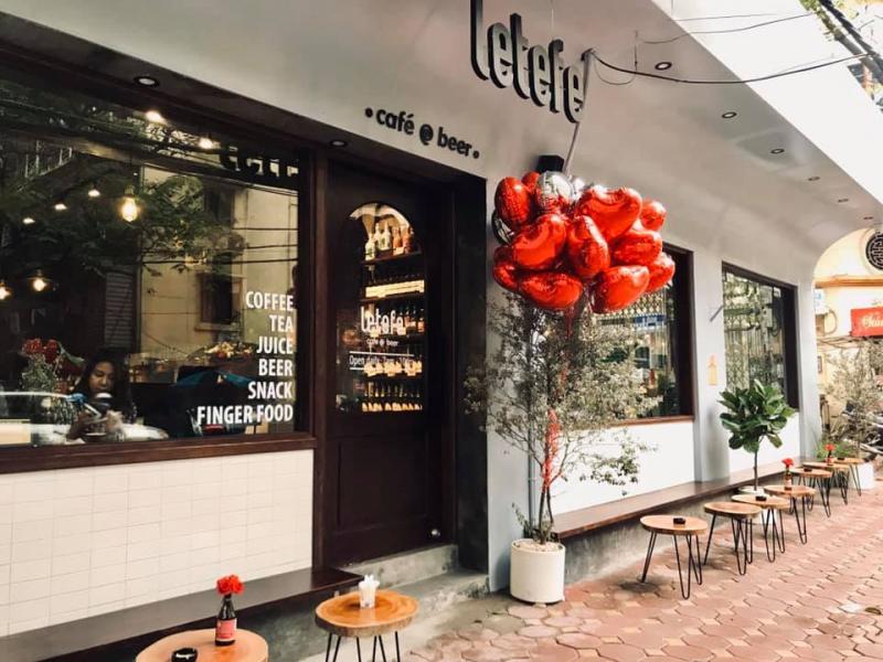 Đi đu đưa ngay những quán cafe tone xám ở Hà Nội có ảnh đẹp như studio-12