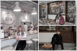 'Đi đu đưa' ngay những quán cafe tone xám ở Hà Nội có ảnh đẹp như studio