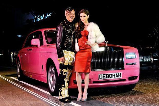 Vướng tin đồn phá sản, tỷ phú xấu nhất Hong Kong và vợ siêu mẫu xinh đẹp ra sao?-1