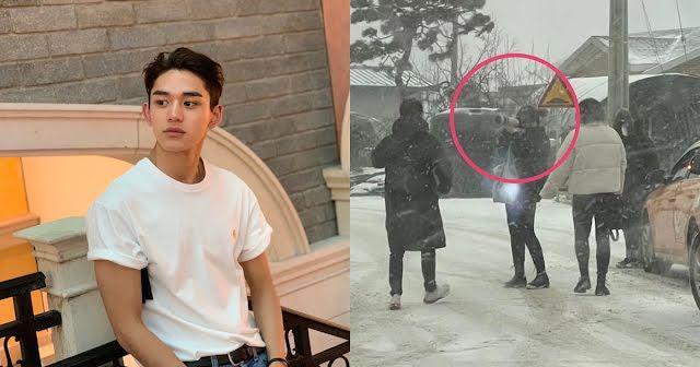 Lucas (WayV) điên tiết đăng ảnh chụp sasaeng fan đeo bám kèm trạng thái sỉ vả-1
