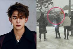 Lucas (WayV) điên tiết đăng ảnh chụp sasaeng fan đeo bám kèm trạng thái sỉ vả