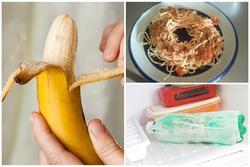 Mẹo vặt giúp việc bếp núc trở nên dễ dàng hơn bao giờ hết nhưng rất ít người biết