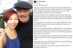 Diva Hà Trần bác tin nhạc sĩ Trần Tiến qua đời