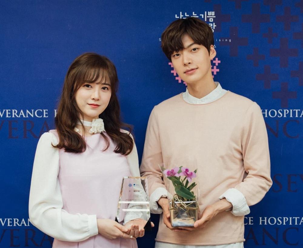 Goo Hye Sun gây tranh cãi khi nói về tình yêu sau ồn ào ly hôn-3
