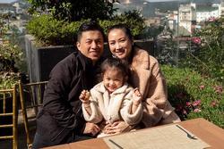 Ngoại hình con gái Lam Trường