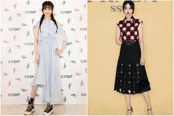 Trịnh Sảng mặc đồ Prada: Khi bị chê 'phèn', lúc xinh chuẩn 'nữ thần'
