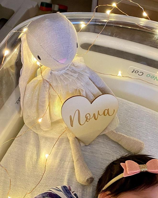Hoa hậu Hoàn vũ Amelia Vega sinh con thứ 4-2