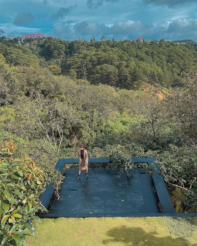 3 quán cafe ở Đà Lạt như đưa du khách lạc vào khu vườn bí mật-8